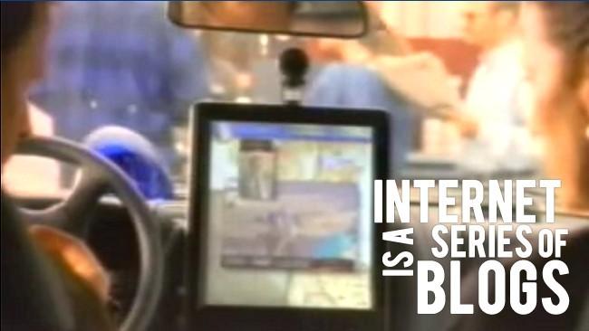 Microsoft haciendo futurología en 1994 y comercio electrónico. Internet is a series of blogs (CLXXXI)