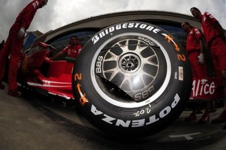 Bridgestone también le dice no a la Fórmula 1
