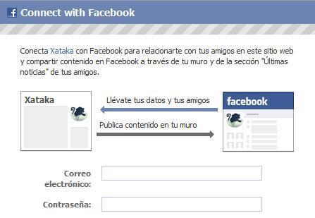 Conéctate a XatakaMóvil con tu cuenta de Facebook