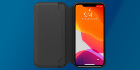 Leather Folio Iphone 11 Pro Max