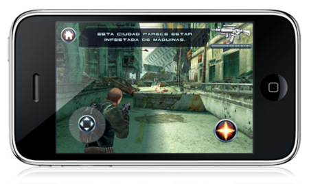 Terminator Salvation para iPhone / iPod touch, análisis (sin spoilers)