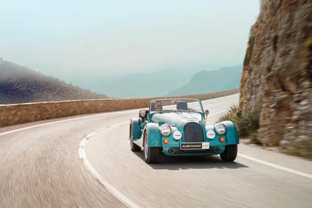 Morgan Plus Four: un coche puro de 258 CV y 1.009 kg que es todo un objeto de placer