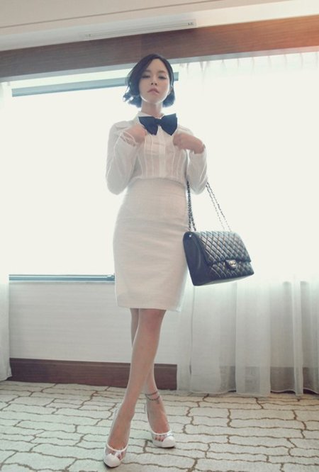 Chanel bolso Jiyeon