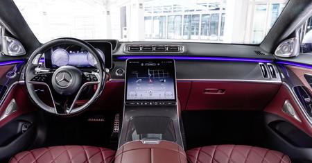 Mercedes Benz Clase S 2021 6