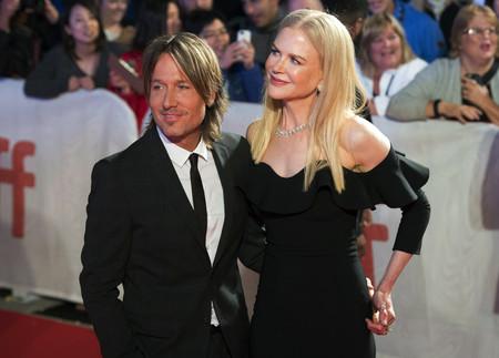 Nicole Kidman sabe cómo conseguir un look perfecto con un vestido negro