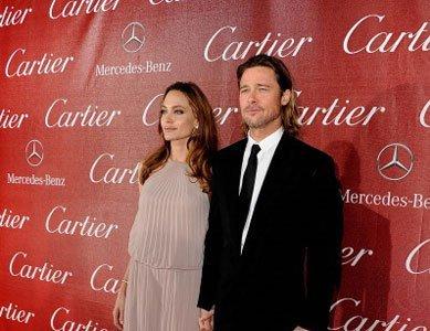 Brad Pitt y su bastón: cojo, sí, pero con estilo