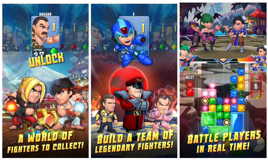 Puzzle Fighter 02