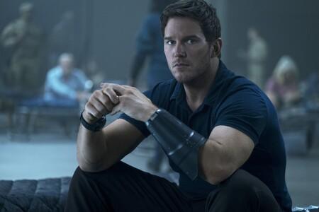 La Guerra Del Manana Chris Pratt