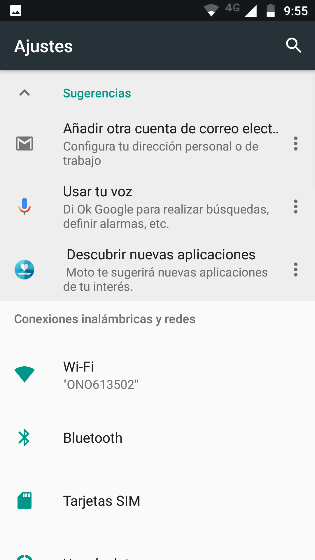 Foto de Software del Moto Z2 Play (12/26)
