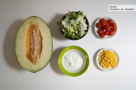 Ensalada de melón - 2