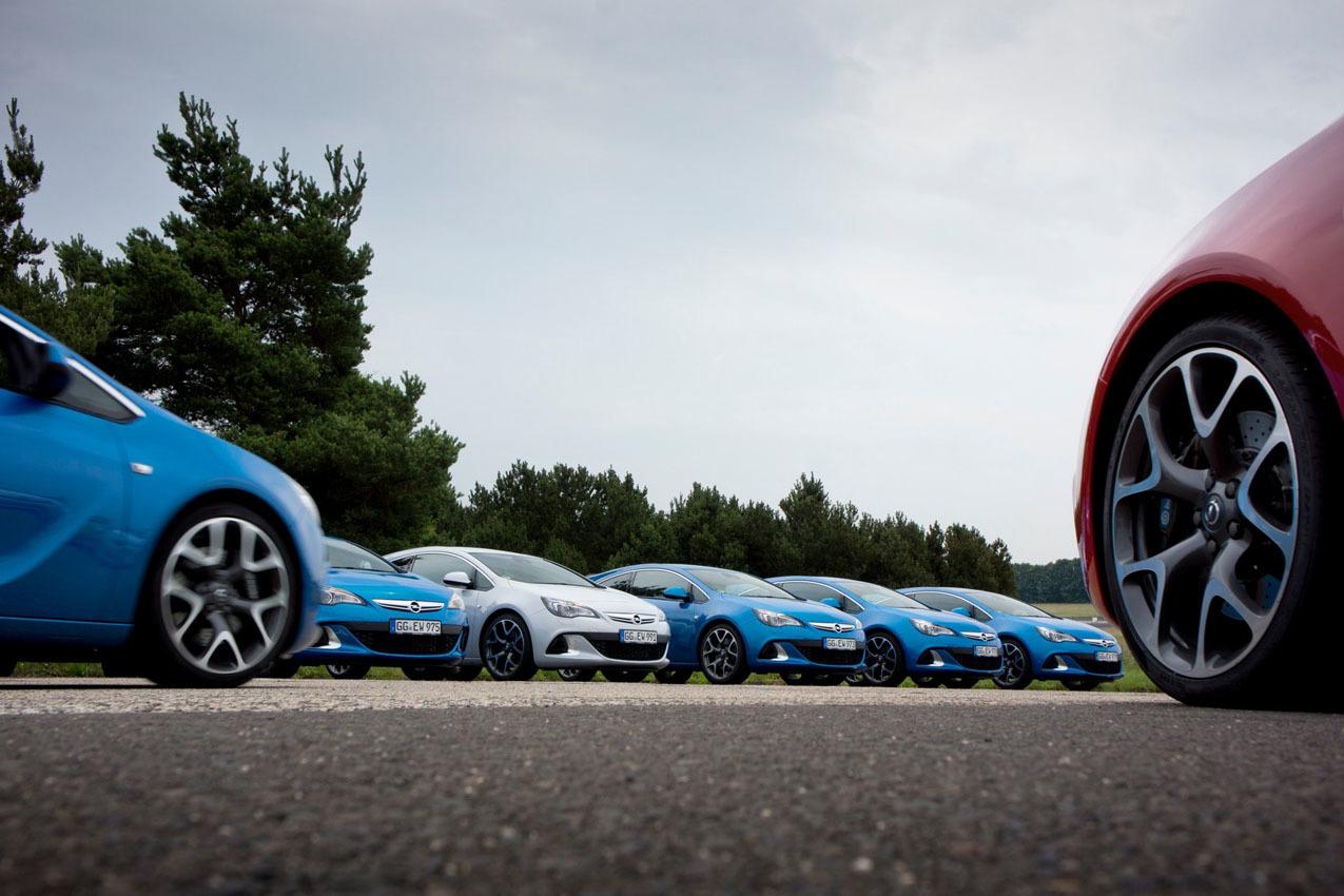 Foto de Opel Astra OPC (43/46)