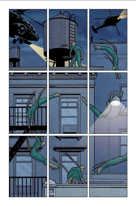 Iron Fist Pagina Del N X