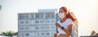 El uso de mascarillas durante la práctica de ejercicio no parece afectar ni al rendimiento ni a la oxigenación sanguínea y muscular en personas sanas