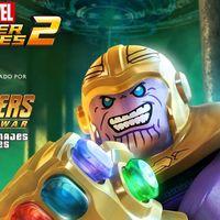 LEGO Marvel Super Heroes 2 se prepara para el estreno de Vengadores: Infinity War con un nuevo DLC