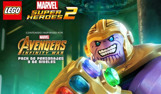 Lego Marvel Super Heroes 2 Dlc Infinity War
