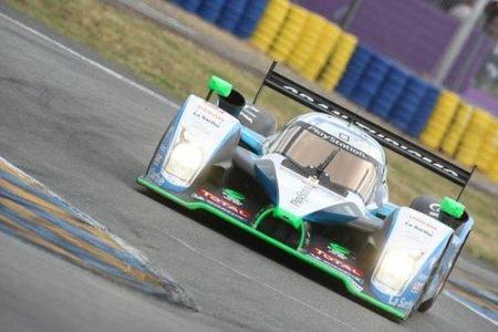 Pescarolo no estará en la salida de las 24 Horas de Le Mans