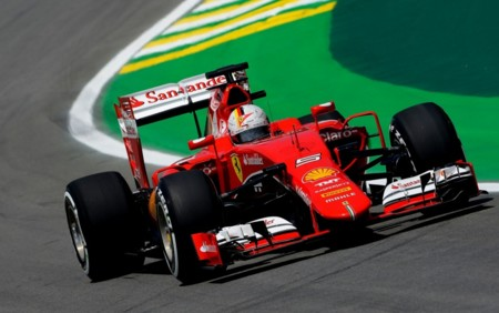 Sebastian Vettel Gp Brasil F1