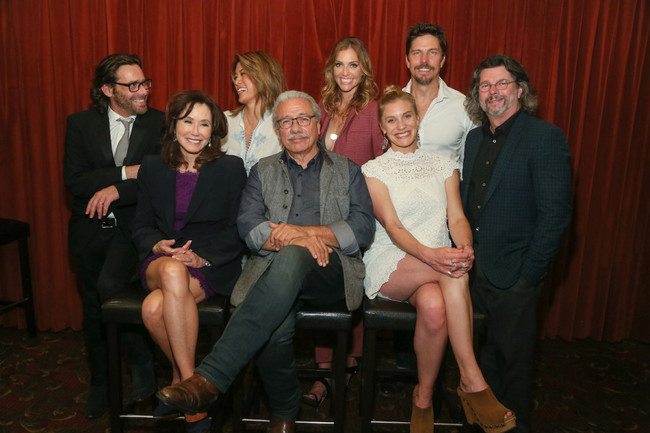 Battlestar Galactica Reunion Cast Red Carpet 2