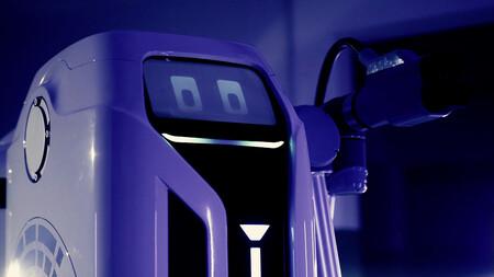 Volkswagen Robot Cargador Coche Electrico 7