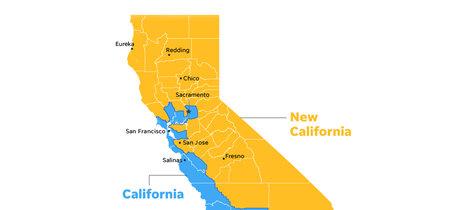 Nueva California: la Tabarnia estadounidense que pide la independencia de la California rural