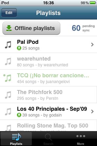 Foto de Spotify para iPhone (9/26)