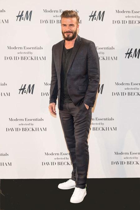 """Hablamos con David Beckham: """"En España el estilo es impecable"""""""