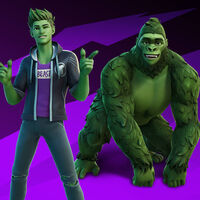 Fortnite: cómo conseguir gratis la skin de Beast Boy de Teen Titans