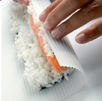 Esterilla para sushi de silicona