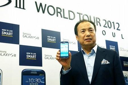 Samsung también tendrá smartphones con procesadores de 64-bit
