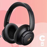 Estos auriculares con cancelación de ruido son un chollo con el cupón disponible en Amazon: Soundcore Life Q30 de Anker por 59,99 euros