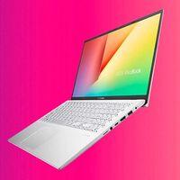 El polivalente ASUS VivoBook 15 S512JP-EJ015 es uno de los portátiles más vendidos en Amazon y cuesta 99 euros menos