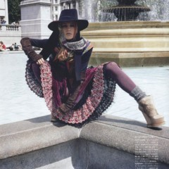 Foto 5 de 6 de la galería adivina-que-modelo-se-esconde-tras-el-recargado-look-folk en Trendencias