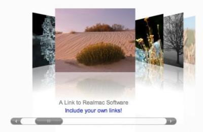 Plugin de CoverFlow para RapidWeaver