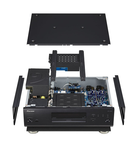 Udp Lx800 Inner Construction