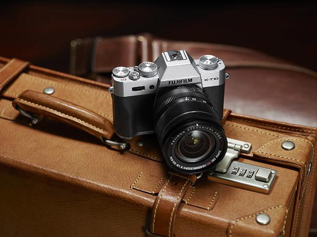 Participa con Fujifilm y gana una X