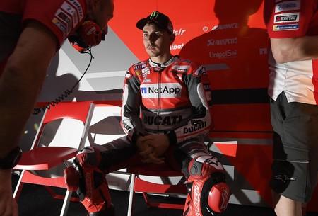 Jorge Lorenzo Gp Catar Motogp 2018 3