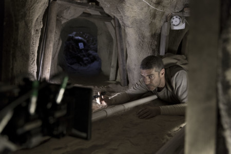 Al Final Del Tunel Rodaje Secuencia Tunel
