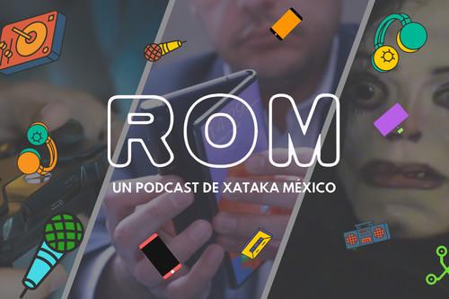 ROM #28: Probamos el smartphone flexible de Huawei y la edad promedio de los jugadores de consolas en México