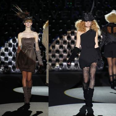 Roberto Verino Cibeles Madrid Fashion Week Otoño-Invierno 2010/2011