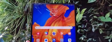 Mate Xs, primeras impresiones: Huawei no se da por vencido y quiere convencernos de que los plegables tipo tablet tienen futuro