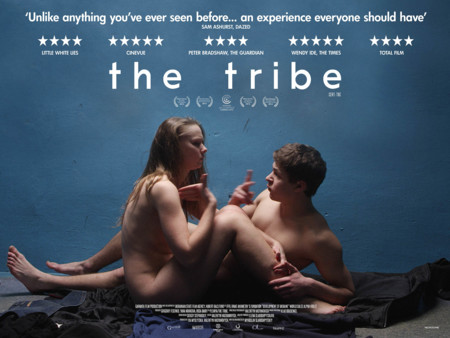 'The Tribe', la violencia muda