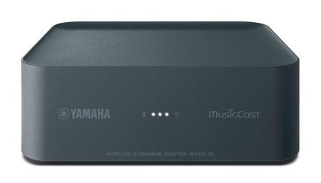 El adaptador Yamaha WXAD-10 quiere dotar de conectividad inalámbrica a tu viejo equipo de sonido