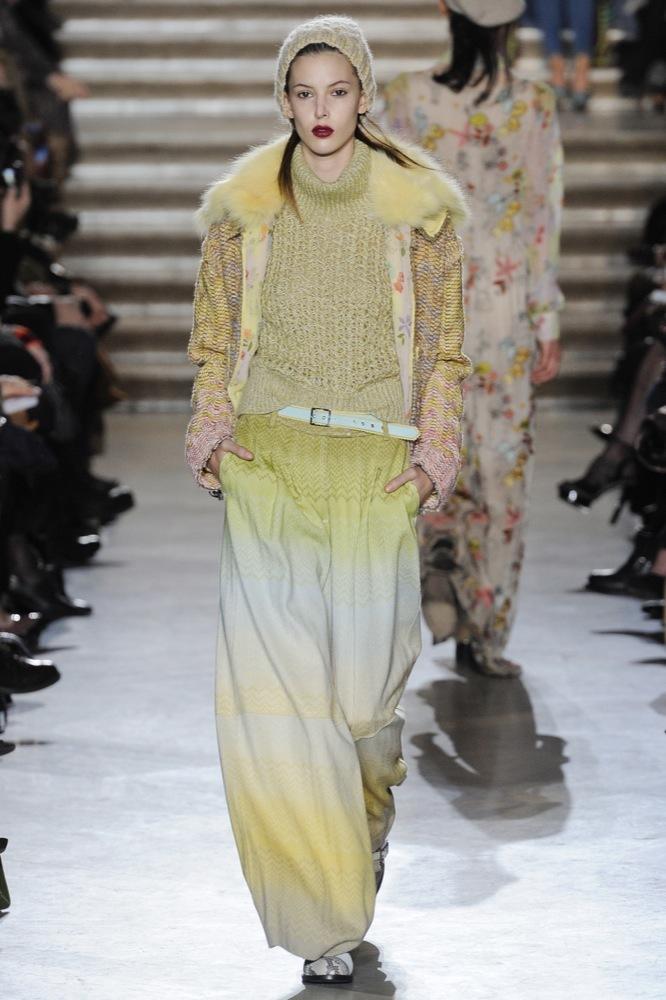 Foto de Missoni en la Semana de la Moda de Milán Otoño-Invierno 2011/2012: color boho chic (29/33)