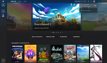 Xbox Remote Play Elegir Consola