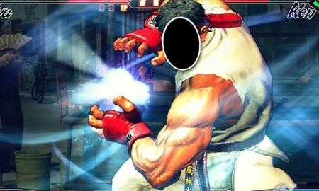 Pártete la cara en 'Street Fighter IV' gracias a su web viral
