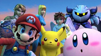 Filtrado el listado completo de personajes de 'Super Smash Bros. Brawl' (Actualizado)