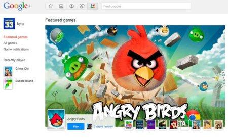 Google+ a fondo: juegos