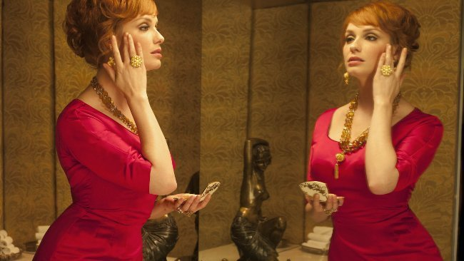 Mad Men Christina Hendricks