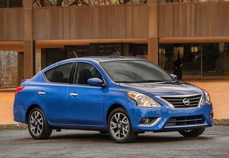 Nissan Versa 2015: Precios, versiones y equipamiento en México