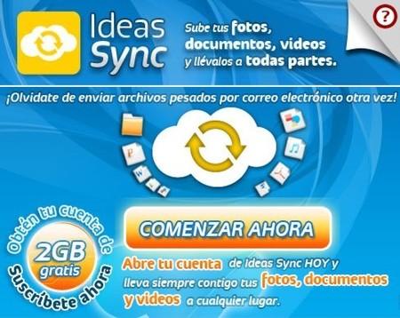 Ideas Sync: el servicio de almacenamiento en la nube de Telcel